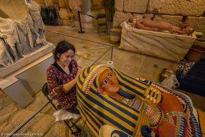 Documental sobre las momias del Museo Arqueológico Nacional de Madrid